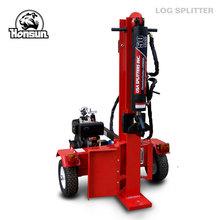 (HS-LS-50TD) KOOP 9hp diesel engine horizontal vertical 50ton hydraulic log splitter diesel