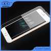 factory wholesales HD clear round edge oleophobic coating smart phone waterproof smooth touch tempered glass screen protector