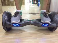 Hoverboard 10 inch 2 wheel tyre self balancing with bluetooth speaker two sizes LED with bag electric scooter