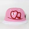 custom snapback hats wholesale 3d embroidery snapback hat