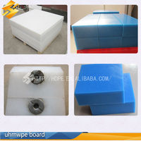 ISO9001 certification Plastic HDPE Plate with high quality