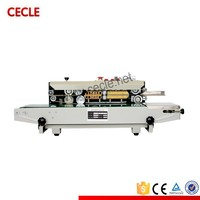Efficient automatic heat sealing machine
