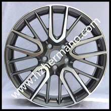 Black Froged aluminum alloy wheel rims for Toyota 18