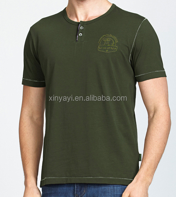 Good quality wholesale blank t shirts for men from alibaba for Bulk quality t shirts