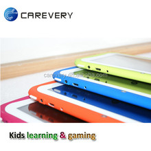 7 inch quad core android mini pc, tablet android 4.4 kids gaming laptop