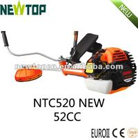 2-stroke,52cc,1.6kw,CE,GS Approved Petrol Grass Trimmer/Gas Grass Cutter