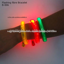 resplandor pulsera LED fiesta para divertirse