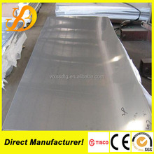 321 tisco stainless steel sheet 4mm thick