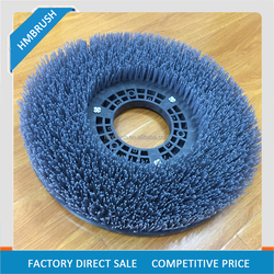 Diamond nylon/ polish abrasive disc brush for Grinding Machine Round Shape