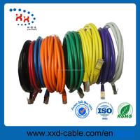 wholesale UTP/FTP/STP Cat5e/Cat6/Cat7 rj45 Patch cord cable