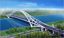 customized steel structure bridge