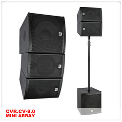 passive line array speaker dj equipment/ disco/night club/karaoke room