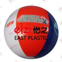 Gift Item Bounce Ball Water Ball Plastic Inflatable Beach Ball