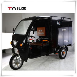 China wholesale Tailg passenger electric Tricycle Three Wheels cargo delivery Motorcycle Scooter for sale