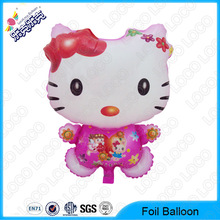 Lovely Cartoon Helium Balloon High Quality Foil Balloon Cute Balloon For Kids