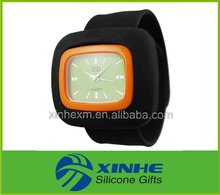 New nice and fashion style quartz watch rubber band