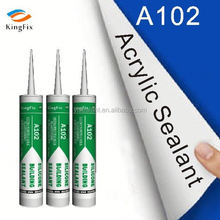 wholesale building construction material no smell skylights acrylic mastic sealant