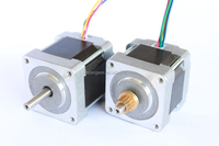 42mm Hybrid Step Motor (0.9 Deg)
