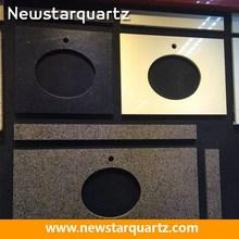 Wholesale Popular Artificial Quartz for Bathroom Countertop