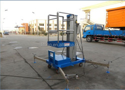 6m hydraulic aerial lift table