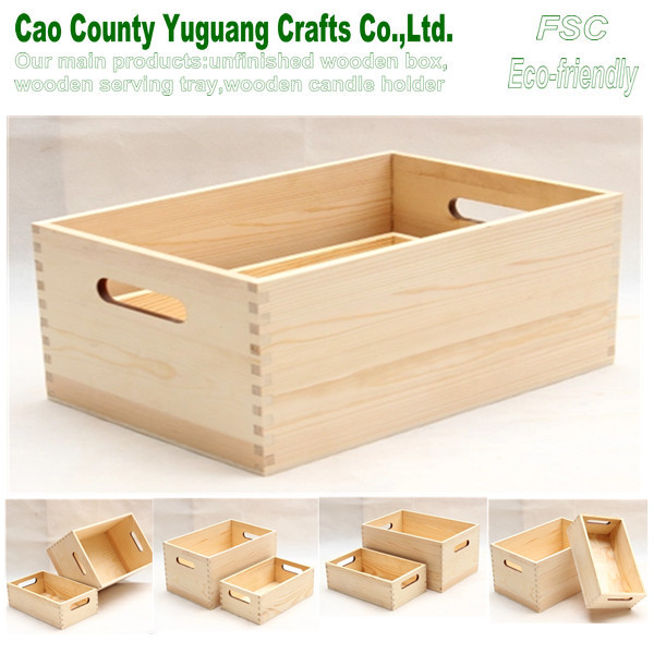 Pine wood fruit and vegetables crate wood fruit crates for Where do i find wooden crates