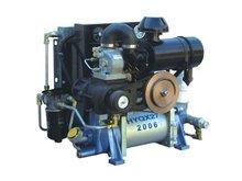 automatic screw compressor