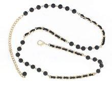 2012 hot sale Lady's Fashion Chains Costume Waist Belt