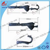 70Cc 125Cc 150Cc 200Ccplastic Muffler Types Of Muffler Motorcycle Muffler Cover