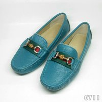 Ladies GC brand flat genuine leather designer fashion shoes 5 colors supply