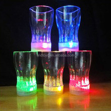 small size LED glow coke cup