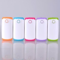 2015 High quality power bank 5200mAh with competitive price
