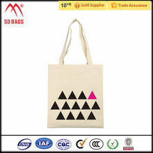 2015 new fashion jute shopping bag / canvas shopping bag with OME