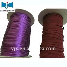 Garment woven rope