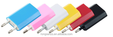 zhongshan usb wall charger for iphone pda phone accessories