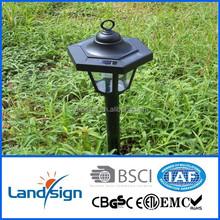 China Manufacturer solar spike lights for garden XLTD-246 rechargeable solar led lantern light for garden/home/camping