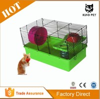 [KIND PET]2015 cage pet luxury hamster cage cheap
