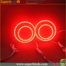 12v 5050 smd 30/42 leds 100/140mm led angle eye light led for car front lamp