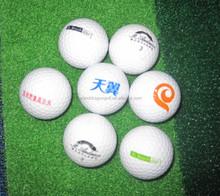 High quality blank golf driving range balls