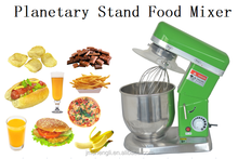 10 liter planetary food mixer/small food machine Green