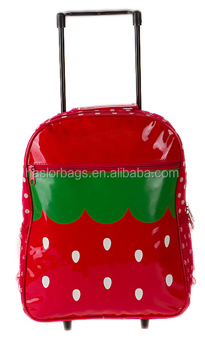 Voyage chariot sacs avec un Design mignon pour enfants