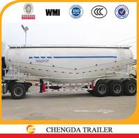 China bulk cement transport truck bulk carrier bulk cement trailer for sale