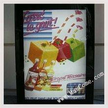 incredible textile light box, cheap price fabric light box, creative idea tracing light box