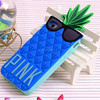 Hot Selling 3d Pineapple Cases for iPhone 6s 6G 5G Phone Cases