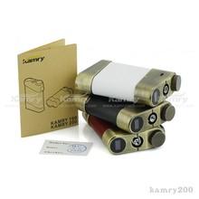2015 newest e-cigarette Kamry 200 box mod e-cigarette 7w-200w