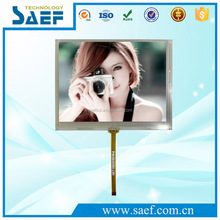 5.6 inch LCD display 640x480 dots with touch screen with RGB interface 40 pins connector AT056TN53 V.1