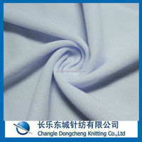 t/c knit pique fabric for cap