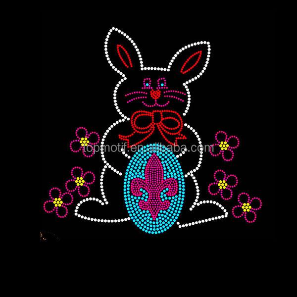 Rhinestone Easter Easter Rhinestone Hotfix