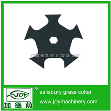 Combing the grass cutter groomer saw blade for turf cutter