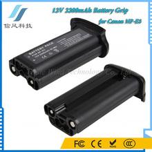 12V 2200mAh Digital Camera Battery Grip for Canon NP-E3