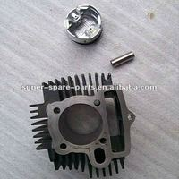 motorcycle engine parts Zongshen 140 Cylinder assembly